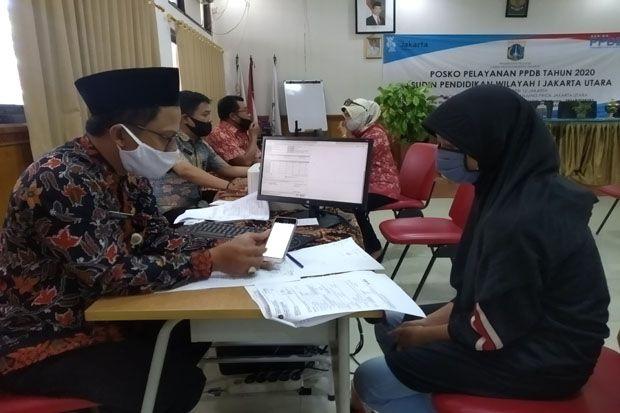 PPDB Jakarta Utara, Warga Kesulitan Melakukan Pendaftaran Online