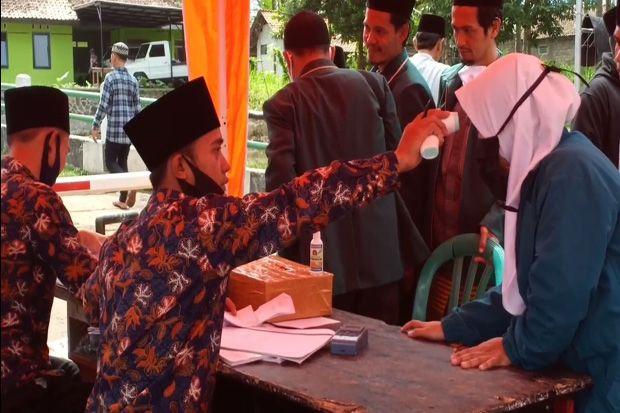 Pandemi Covid-19, 4500 Santri Ponpes Miftahul Huda Manonjaya Tasikmalaya Mulai Datang