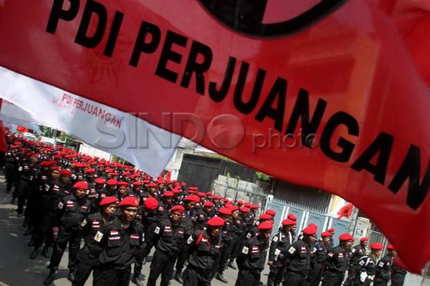 Kasus Pembakaran Bendera PDIP, Laskar Dewa Ruci Desak Pelaku Ditangkap
