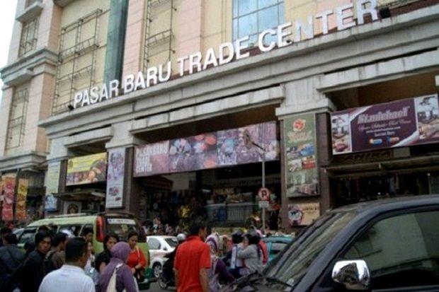 Sambut Gembira AKB, Pedagang Pasar Baru Siap Patuhi Protokol Kesehatan