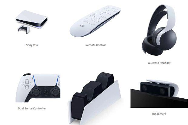 Harga Konsol, Aksesori, dan Jadwal Kehadiran Sony PS5 Terungkap