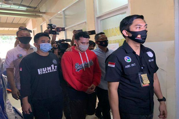 Terkait Sabu, Polisi Dalami Dua Rekan Ridho Ilahi