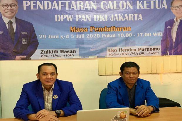 500 Paket Sembako Jadi Syarat Ketua DPW PAN DKI