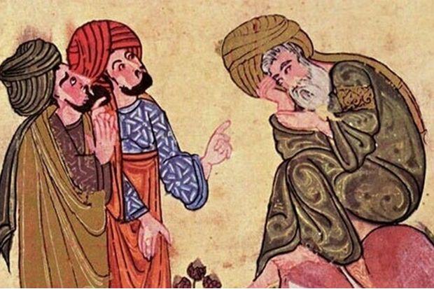 Abu Nawas Lapang Dada Kendati Dihina dan Dicaci Sesama Penyair