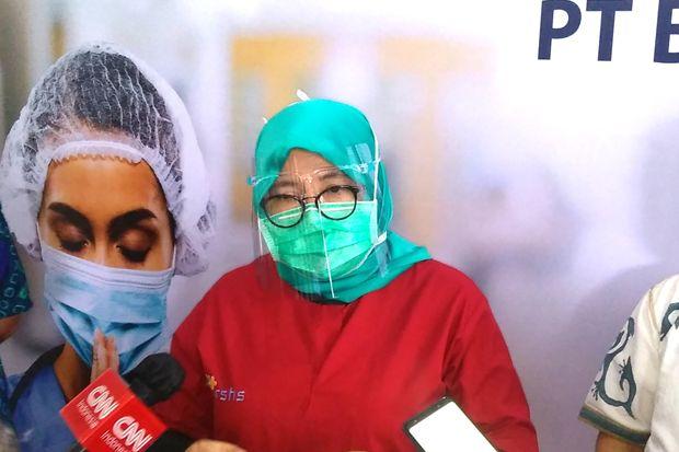 Turun Drastis, RSHS Bandung Kini Hanya Rawat 13 Pasien COVID-19