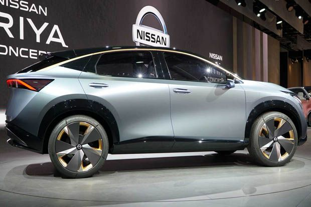Debut 15 Juli, Nissan Ariya EV Crossover Tantang Dominasi Tesla
