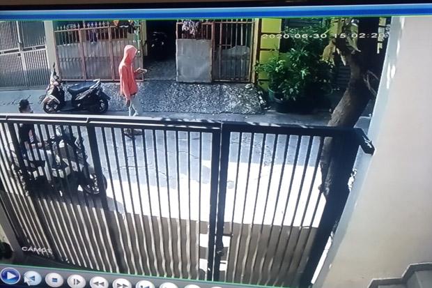 Pelaku Jambret Sikat Kalung Dua Balita di Tanjung Priok