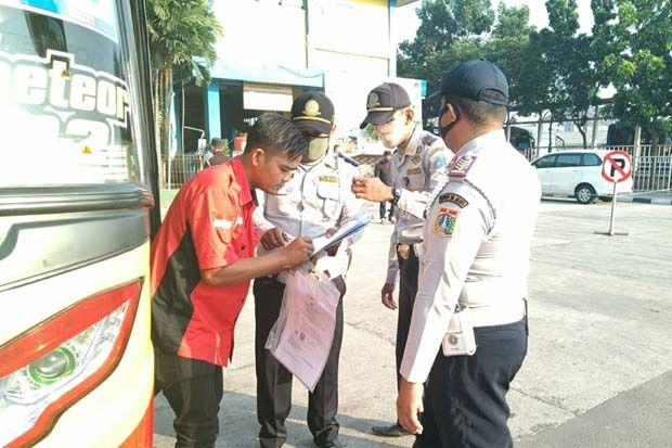 Terminal Tanjung Priok Beroperasi Lagi, Awak dan Penumpang Bus Wajib Miliki SIKM