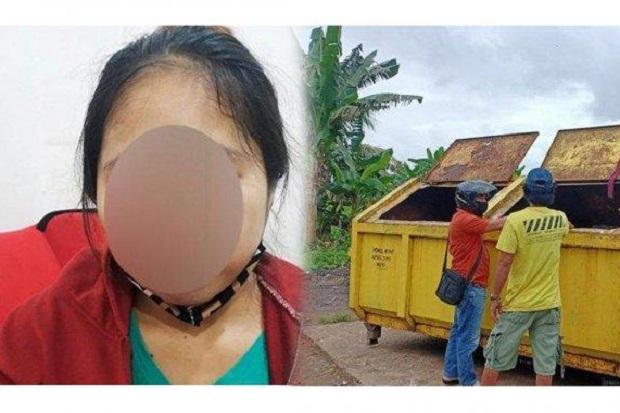 Ini Sosok Ibu Pembuang Bayi di Tempat Sampah yang Diamankan Polisi