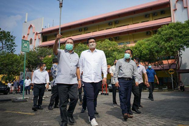 Membangun Medan, Bobby Nasution: UMSU Tempat yang Pas untuk Bertanya