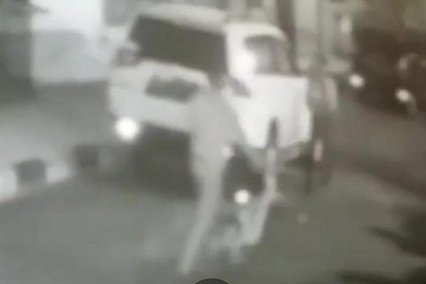 Pencurian Sepeda di Rancasari Terekam CCTV, Polisi Buru Pelaku