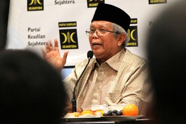 Ustaz Hilmi Aminuddin Meninggal, Ketua DPW PKS Jabar: Kami Kehilangan Guru