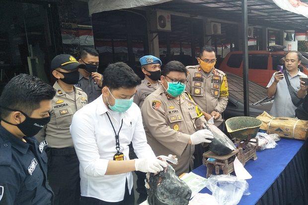 Sindikat Penjual Daging Celeng untuk Warung Bakso dan RM di Jabar Terbongkar