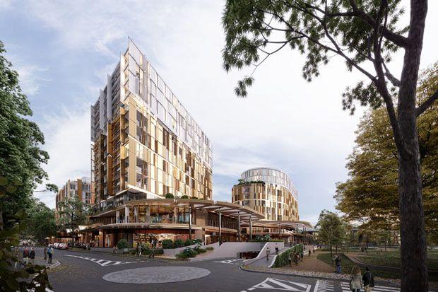 Crown Group Kembangkan Pusat Perbelanjaan Spektakuler di Sydney