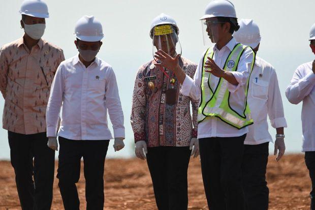 Presiden Jokowi: 4000 Hektar Disiapkan di Batang Untuk Kawasan Industri Terpadu
