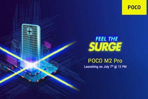 Poco M2 Pro Tiba Pada 7 Juli dengan Quad-Camera, Jelmaan Redmi 10X?