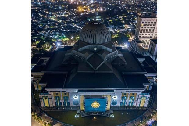 JIC Harus Jadi Pusat Perubahan Islam di Ibu Kota hingga Internasional