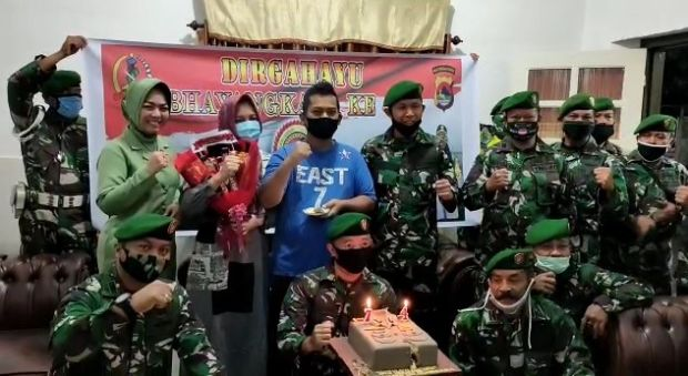Rumah Kapolres Lombok Timur Tiba-Tiba Didatangi Puluhan Anggota TNI, Ada Apa?