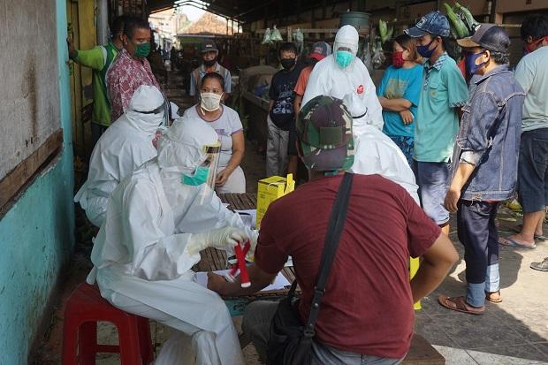 Pandemi COVID-19 di Kabupaten Gresik: 1 Sembuh, 36 Positif