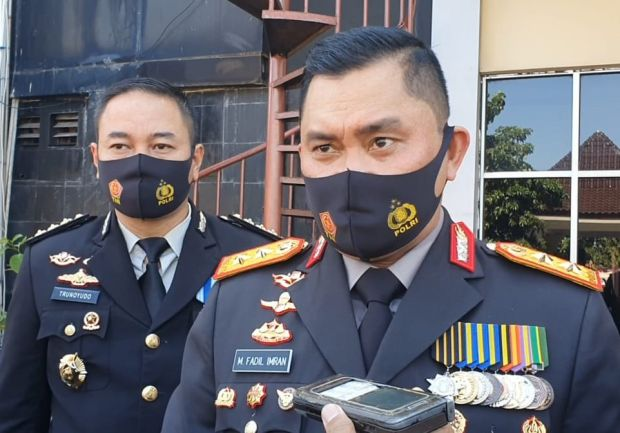 HUT Ke-74 Bhayangkara, Polda Jatim Berupaya Maksimal Bantu Penanganan COVID-19