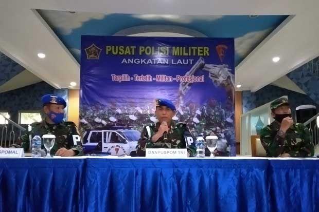 Puspom Tetapkan 3 Anggota TNI Sebagai Tersangka Pembunuhan Serda Saputra
