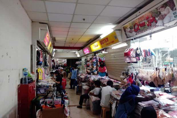 Perumda Pasar Jaya Pastikan Tak Semua Kios di Tanah Abang Ditutup
