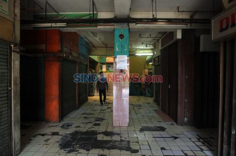 Pedagang Rentan Terpapar COVID-19, Pasar Jaya Klaim Sudah Terapkan Protokol Kesehatan