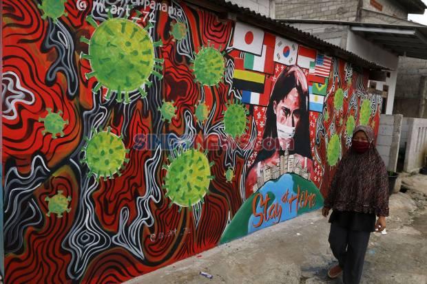 Positif COVID-19 di Padang Bertambah, Peneliti: Jangan Masuk Fase Erupsi