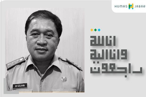 Berduka, Gubernur Ridwan Kamil Sebut Almarhum M Solihin ASN Senior Terbaik