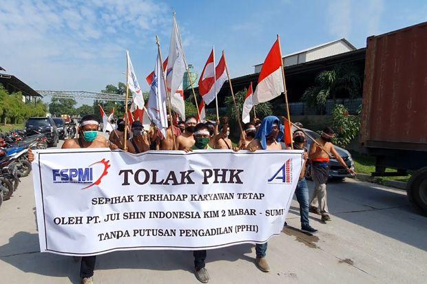 PHK Sepihak di Medan, Karyawan: Mengapa Perusahaan Tak Peduli