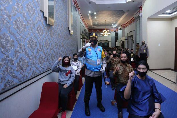 Kapolda Sumut Bakal Sanksi Tegas Panitia yang Berani Janji Luluskan Calon Anggota Polri
