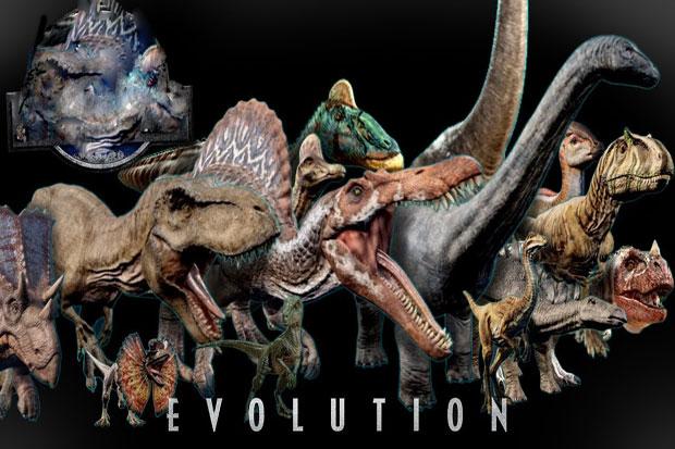 Ini cara Lihat Dinosaurus 3D Menggunakan Smartphon