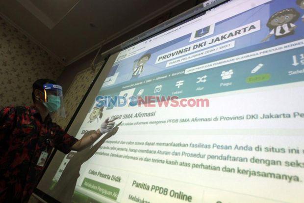 Besok, Pendaftaran PPDB Jalur Zonasi RW di Jakarta Dibuka