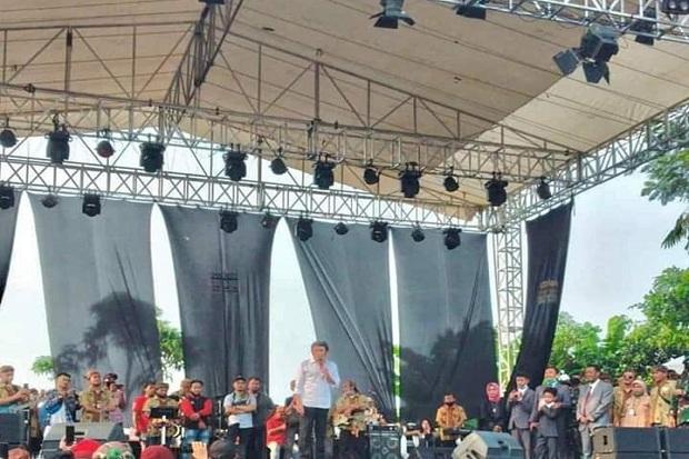 Ratusan Penonton Rhoma Irama Manggung di Bogor Akan Dites Covid-19