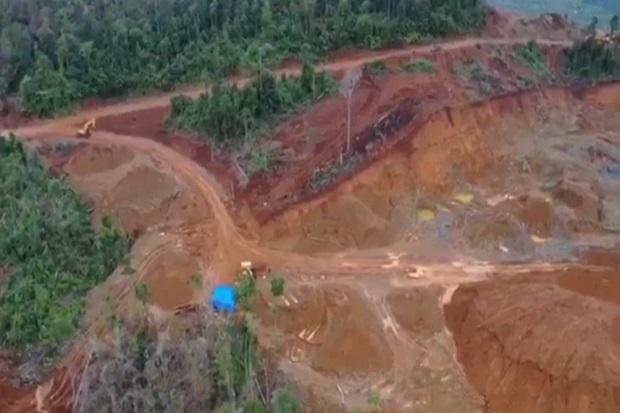 Walhi Ungkap Temuan Dugaan Illegal Mining di Blok Matarepe Konawe Utara