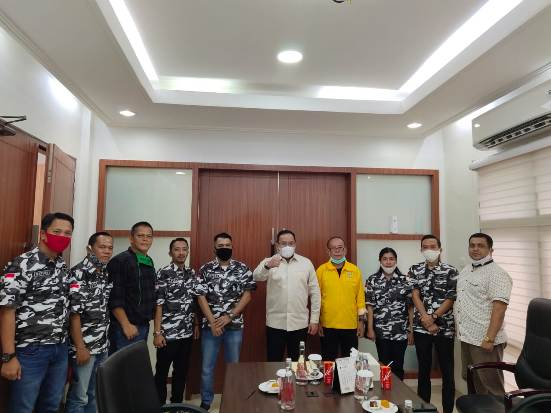 Dodi Reza Resmi Jabat Ketua Dewan Pertimbangan DPD BAPERA Sumsel