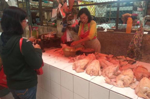 Harga Daging Ayam Melambung, Pemkot Salatiga Siapkan Operasi Pasar