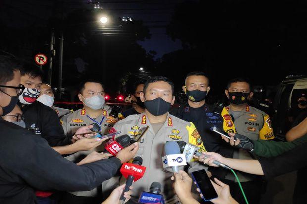 Ledakan Pajero di Menteng, Kapolres: Tidak Ada Indikasi Teroris