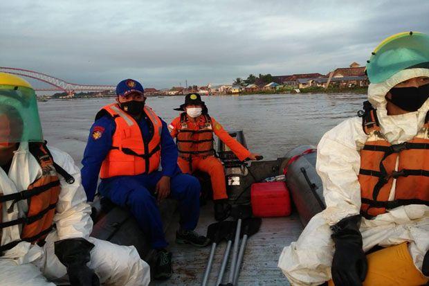 Mandi di Tepian Sungai Musi, Bocah 7 Tahun Tenggelam