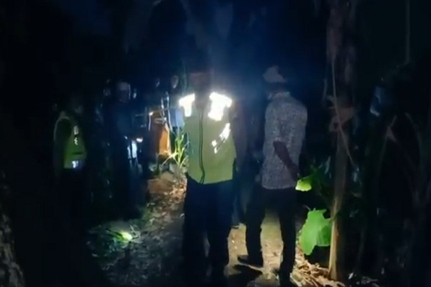 Sadis! Siswi TK Dibunuh di Kubangan Sawah, Perhiasan Diambil
