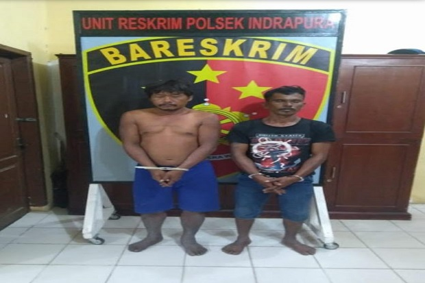 Sadis, Perampok 600 Bebek Ikat Korban Bapak dan Anak