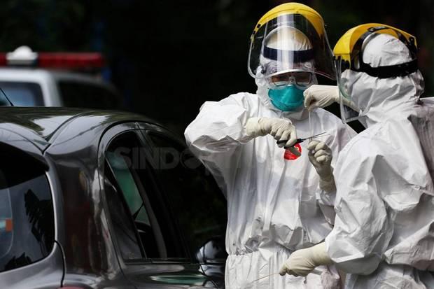 Melonjak Lagi, Kasus Positif Covid-19 di Kota Bogor Bertambah 5 Orang