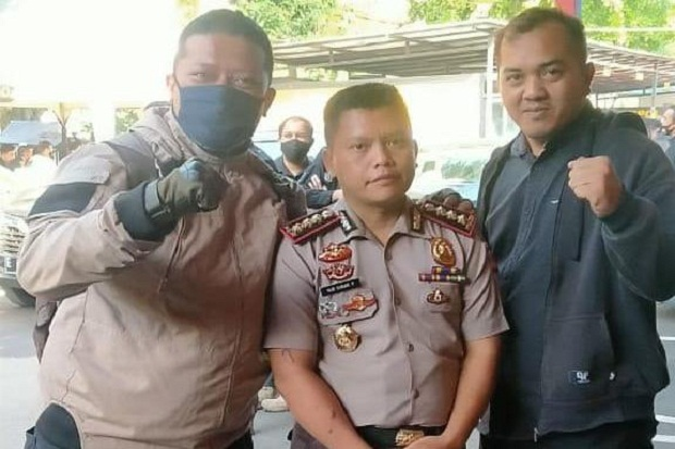 Tipu Warga, Polisi Gadungan di Ujungberung Ditangkap