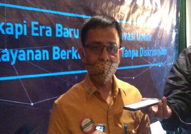 Akibat Pandemi 55% Peserta JKN di Bandung Berstatus Tak Aktif