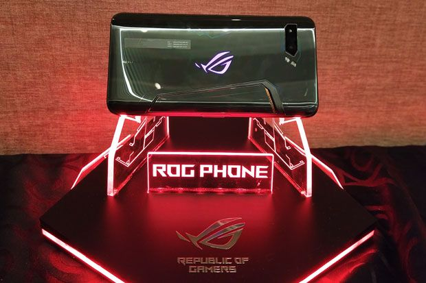 Terungkap, ASUS ROG Phone III Punya Baterai 6.000 mAh dan ROM 512 GB