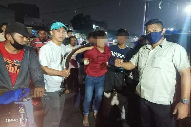 2 Remaja Bercelurit Diringkus Petugas Polsek Tambora, Diduga Hendak Tawuran