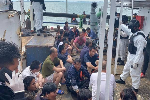 Jenazah WNI Dalam Frezer di Kapal China Ternyata Tewas Dianiaya