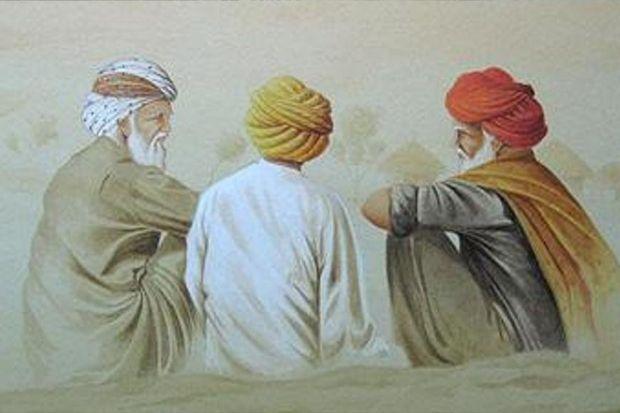 Kisah Bijak Para Sufi: Si Pengembara, Si Aneh, dan Si Hemat Waktu