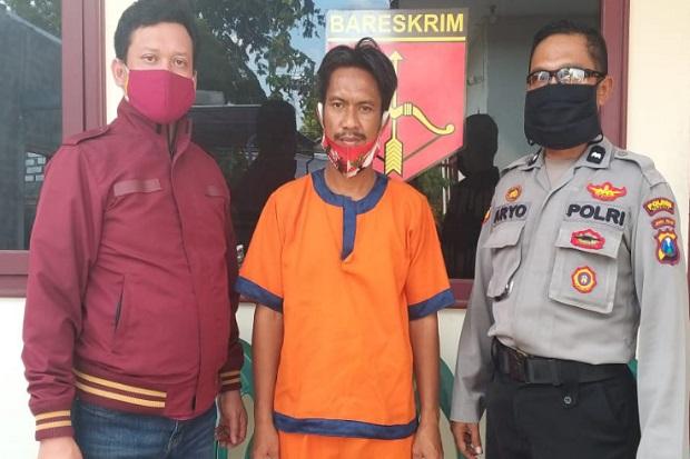 Curi Motor Demi Judi Online, Duda Surabaya Ditangkap