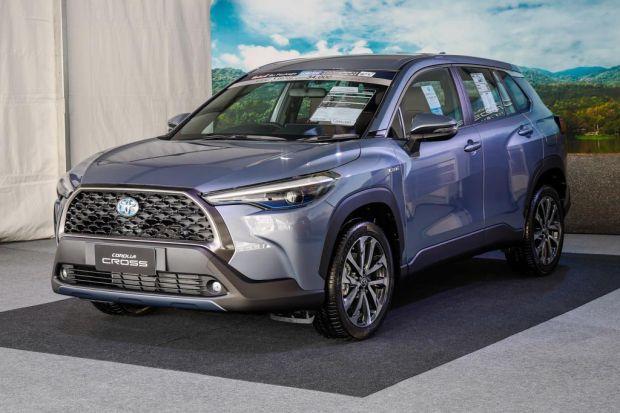 Tambah Pilihan Model SUV, Toyota Corolla Cross Resmi Meluncur